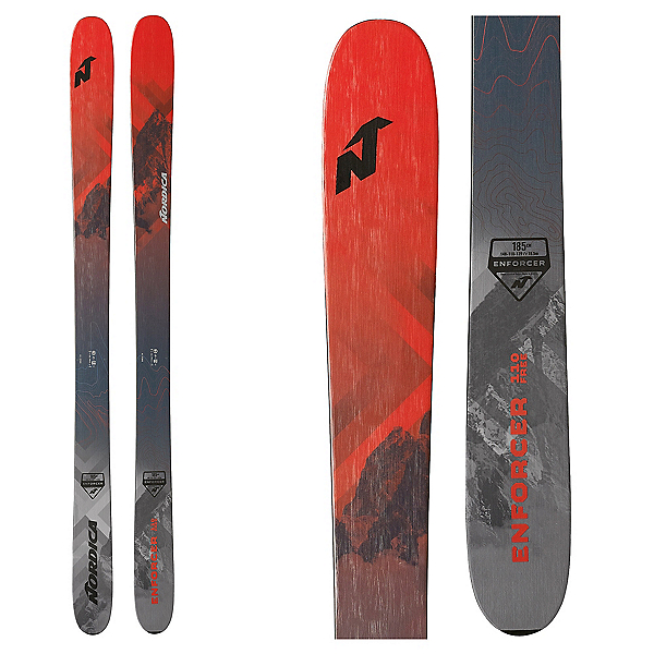 Nordica Enforcer 110 Free Skis, , 600