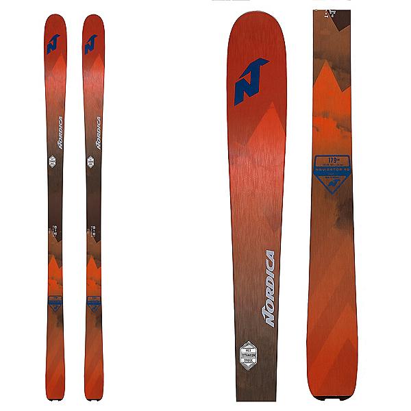Nordica Navigator 80 Skis 2020, , 600