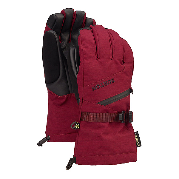 Burton GORE-TEX + Gore Warm Technology Womens Gloves, Port Royal Heather, 600