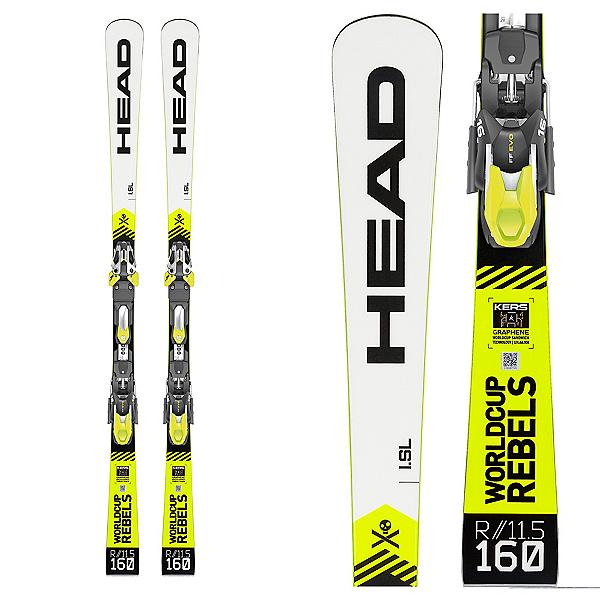 Head WC REBESL iSL RP EVO 14 Race Skis, , 600