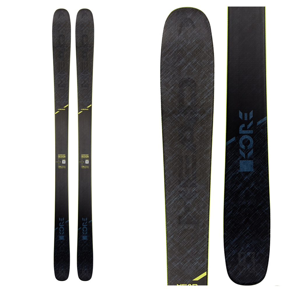 Head Kore 93 Skis 2020
