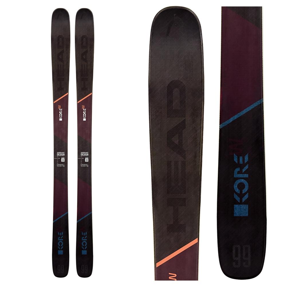 Head Kore 99 Womens Skis 2020