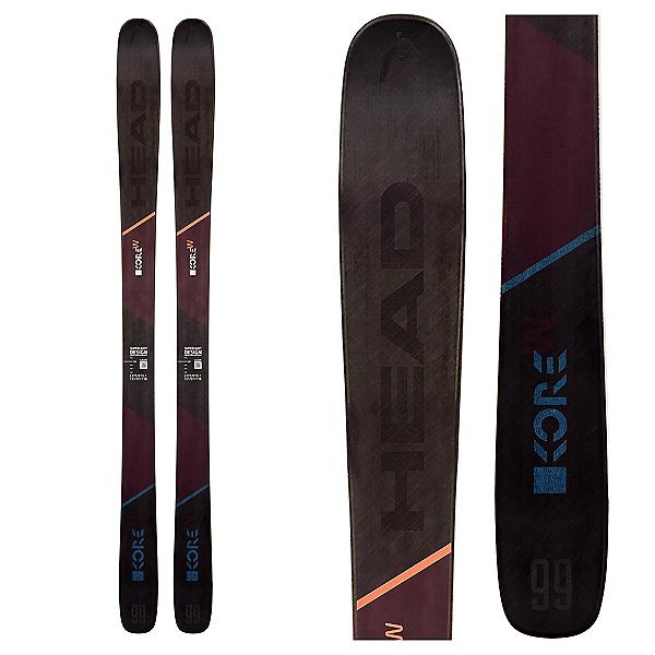 Head Kore 99 Womens Skis 2020, , 600