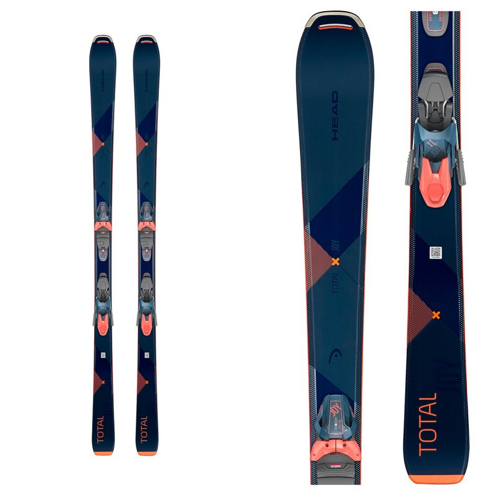 Head Total Joy Womens Skis with Joy 11 GW SLR Bindings 2020 im test
