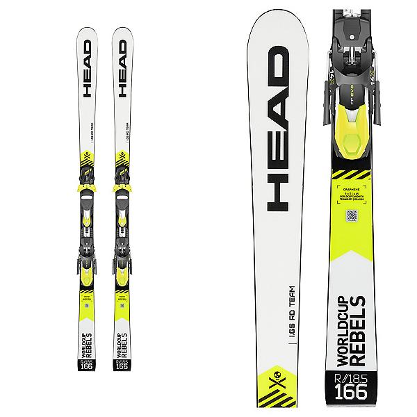 Head WC REBELS iGS RD TEAM Junior Race Skis, , 600