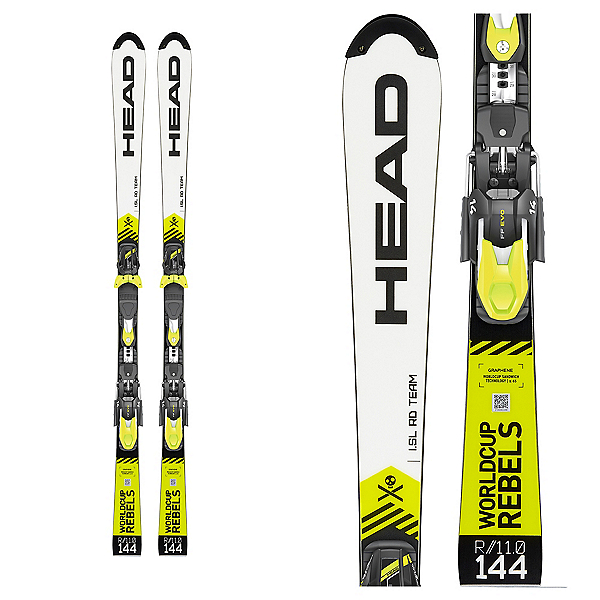Head WC REBELS iSL RD TEAM Junior Race Skis 2020, , 600
