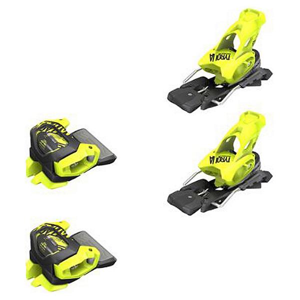 Tyrolia Attack 2 16 GW Ski Bindings 2020, Flash Yellow, 600