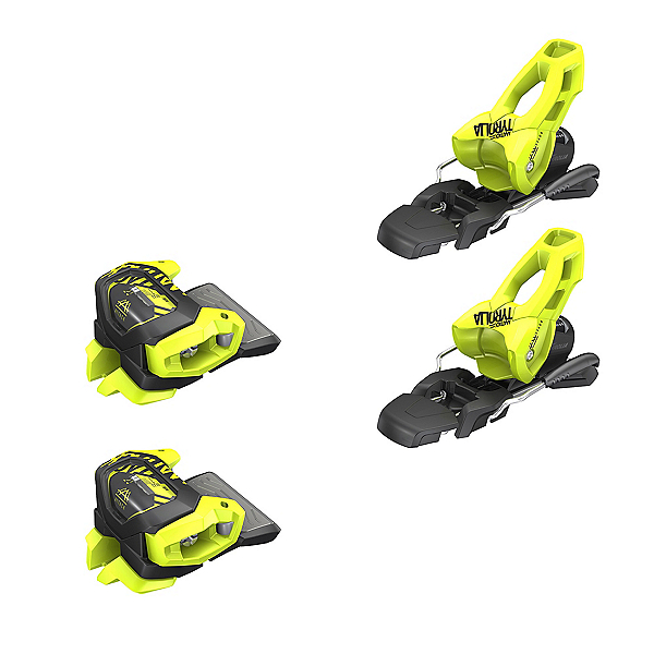 Tyrolia Attack 2 11 GW Ski Bindings 2020, Flash Yellow, 600