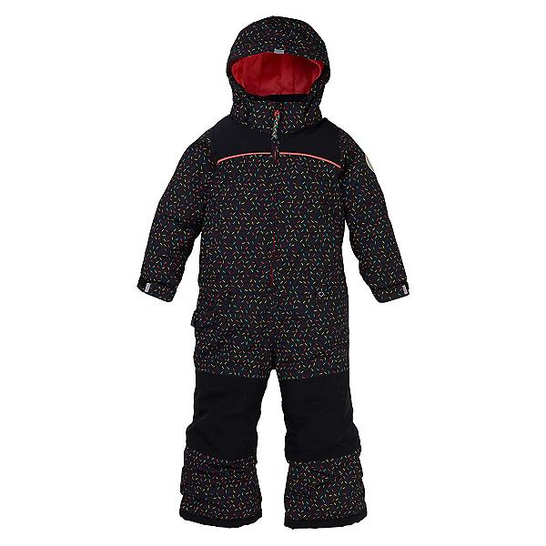 Burton Illusion Toddlers One Piece Ski Suit, Sprinkles, 600