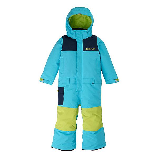Burton Minishred Striker Toddlers One Piece Ski Suit, , 600