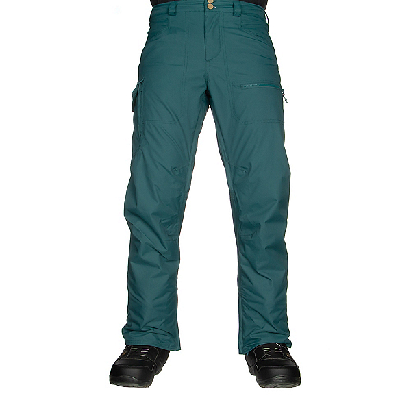 Burton Covert Mens Snowboard Pants 2020, Deep Teal, 600