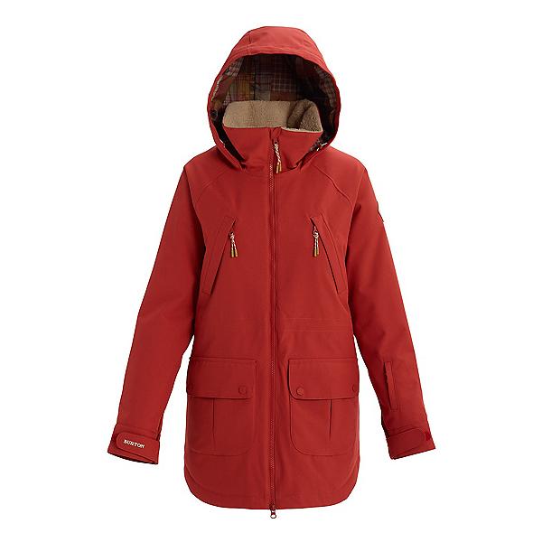 Burton Prowess Womens Insulated Snowboard Jacket, Tandori, 600