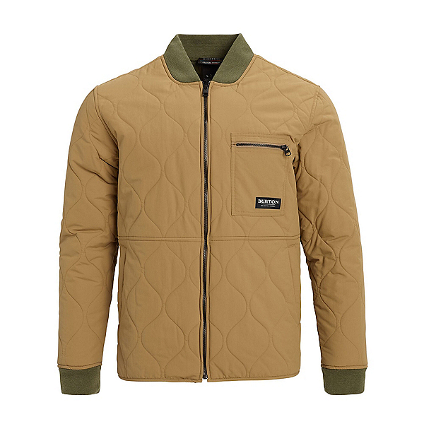 Burton Mallet Mens Jacket, Kelp, 600