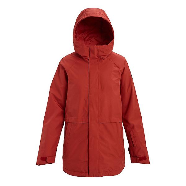 Burton GORE-TEX Kaylo Womens Insulated Snowboard Jacket, Tandori, 600