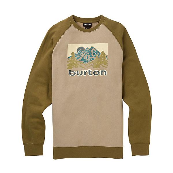 Burton Weir Crew Sweatshirt, , 600
