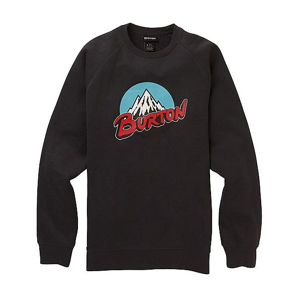 Burton Retro Mountain Crew Sweatshirt, , 600