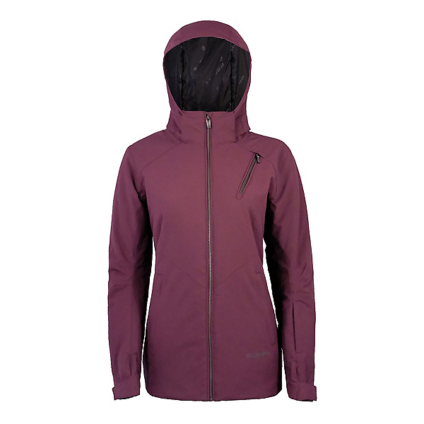 Boulder Gear Marilyn Womens Insulated Ski Jacket, Wild Berry, 600