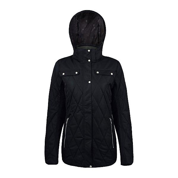 Boulder Gear Alicia Womens Insulated Ski Jacket 2020, Black, 600