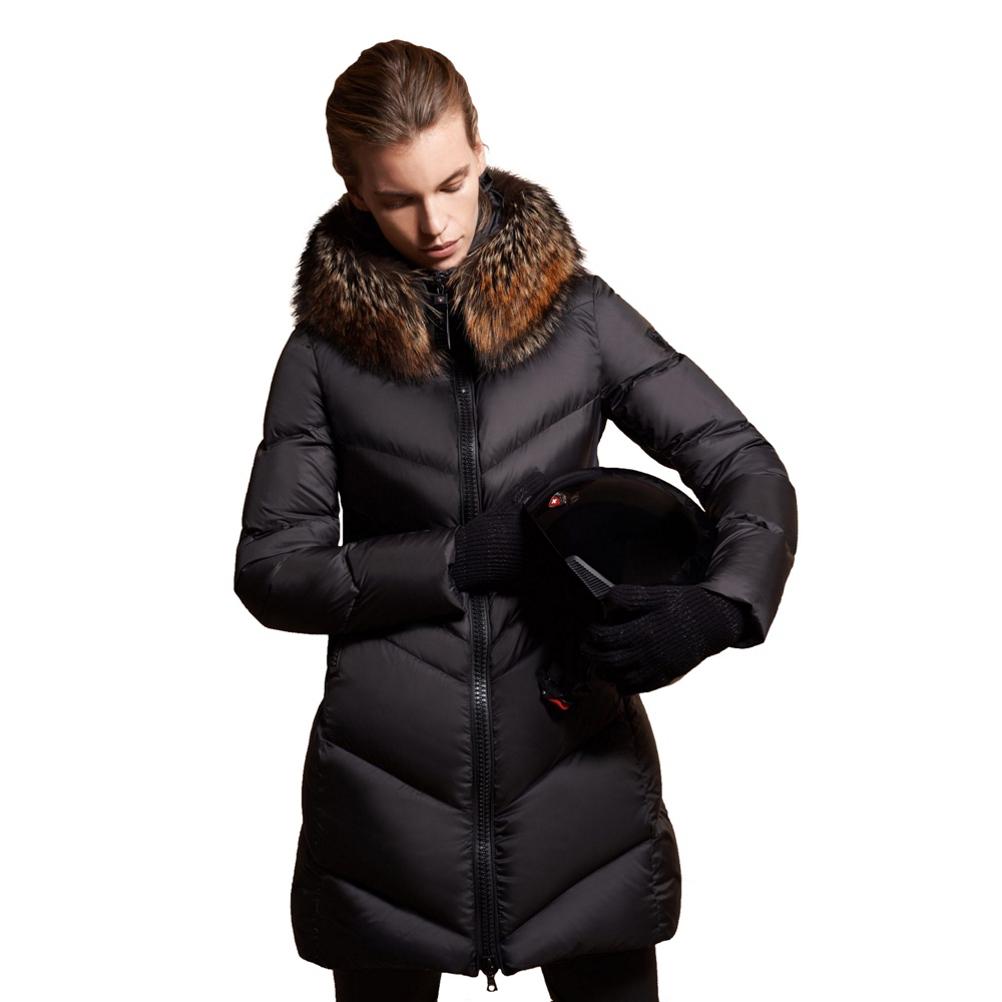 Postcard Saltoro Fur Womens Insulated Ski Jacket