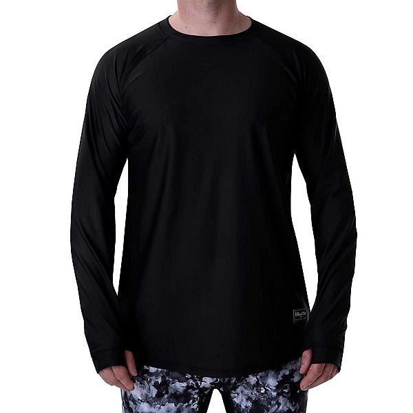 BlackStrap Skyliner Mens Long Underwear Top, Black, 600