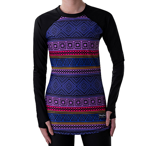 BlackStrap Pinnacle Womens Long Underwear Top, , 600