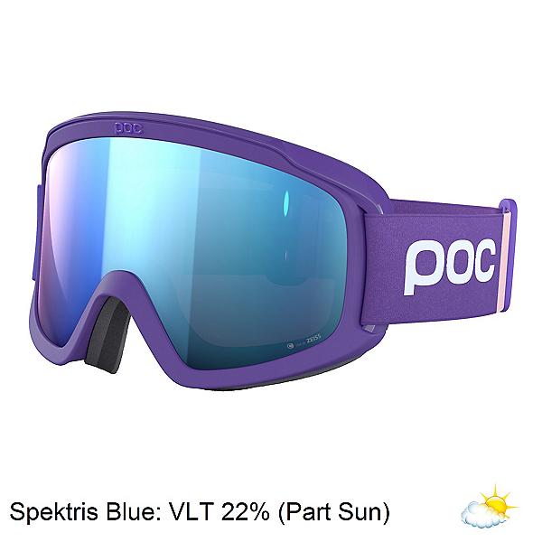 POC Opsin Clarity Comp Womens Goggles, Ametist Purple-Spektris Blue + Bonus Lens, 600