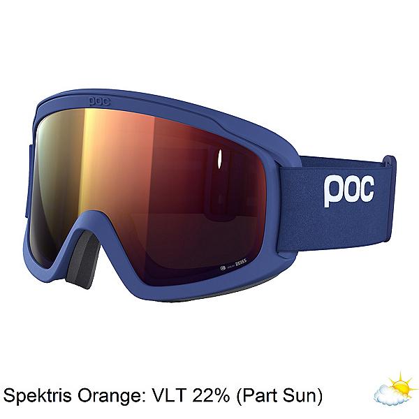 POC Opsin Clarity Goggles 2022, Lead Blue-Spektris Orange, 600