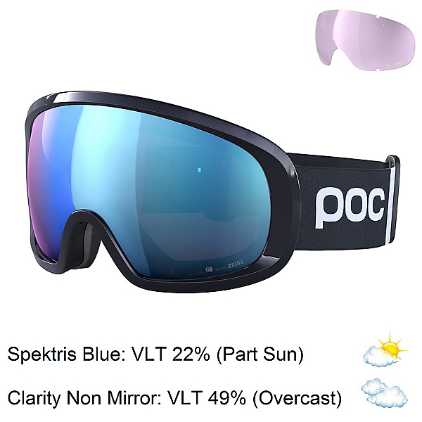 POC Fovea Mid Clarity Comp Goggles, , 600