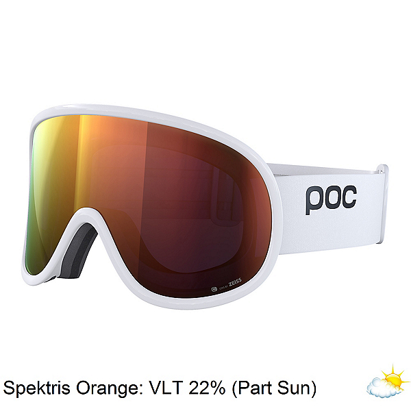 POC Retina Big Clarity Comp Goggles 2021, , 600