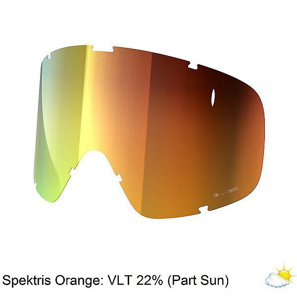 POC Opsin Goggle Replacement Lens, , 600