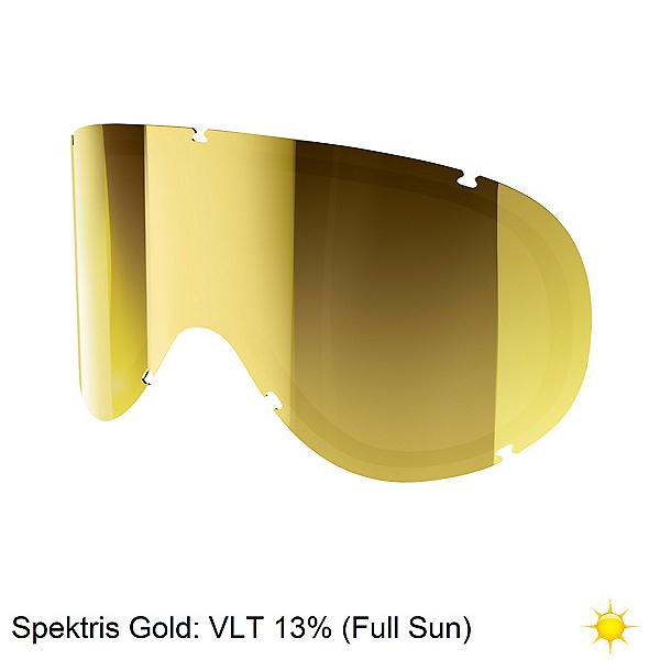 POC Retina Big Goggle Replacement Lens, Clarity-Spektris Gold, 600