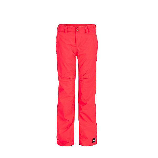O'Neill Star Insulated Womens Snowboard Pants, Neon Flame, 600