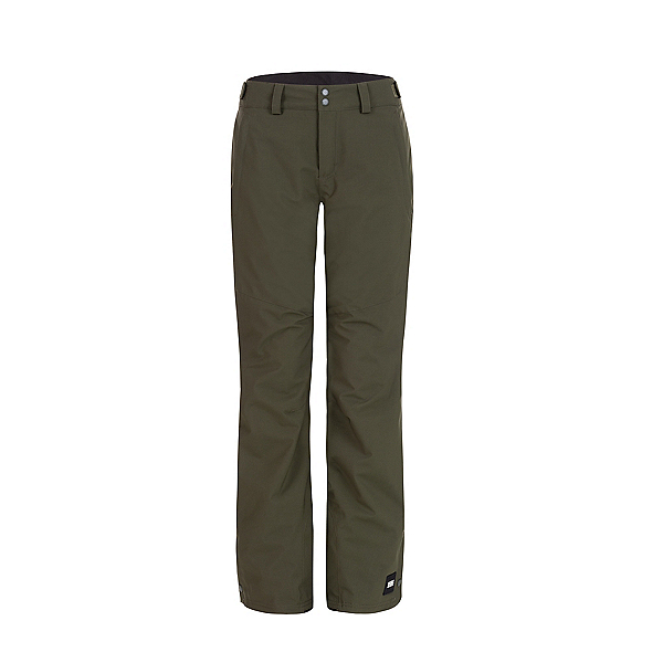 O'Neill Star Insulated Womens Snowboard Pants, Forest Night, 600