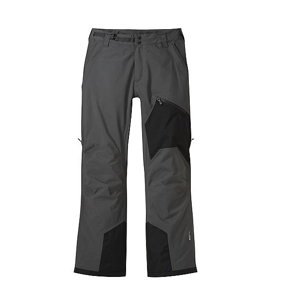 Outdoor Research Blackpowder II Mens Ski Pants, Storm, 600