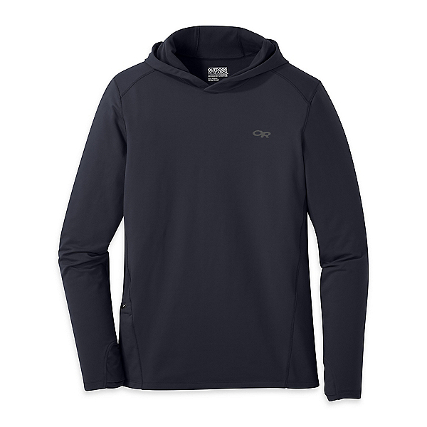 Outdoor Research Baritone Hoody Mens Hoodie, Ink, 600