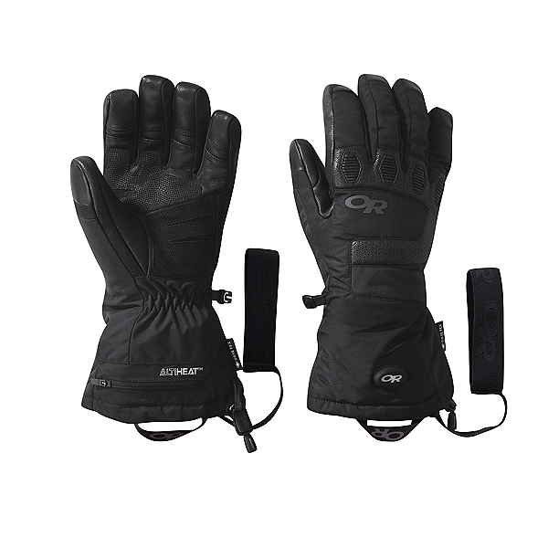 Outdoor Research Lucent Heated Sensor Glove Heated Gloves and Mittens, , 600