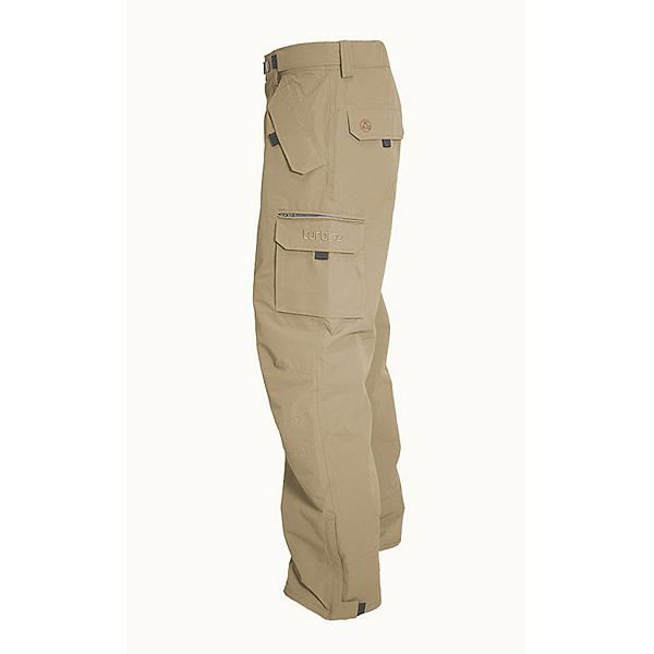 Turbine FDGB Mens Snowboard Pants, Khaki, 600
