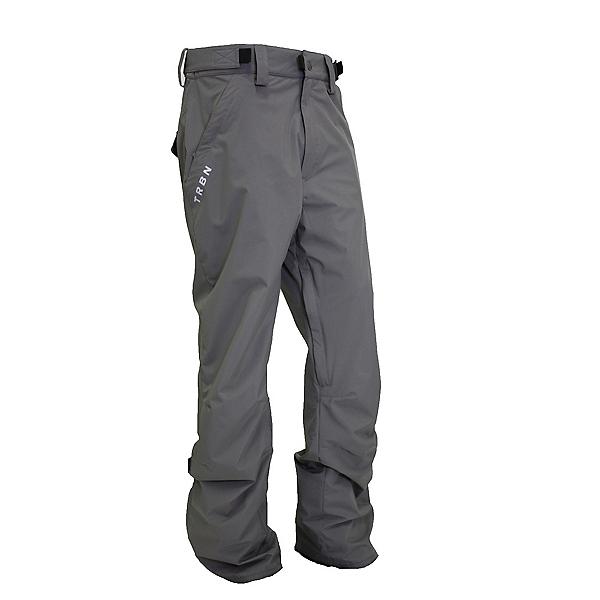 Turbine Ebo Mens Snowboard Pants, Slate, 600