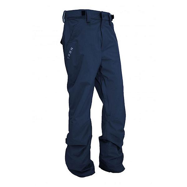 Turbine Ebo Mens Snowboard Pants 2022, Mako Blue, 600