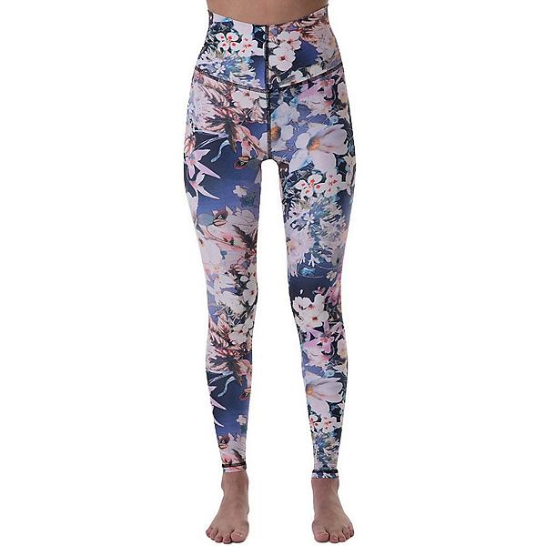 BlackStrap Sunrise Womens Long Underwear Pants, Floral Retro, 600