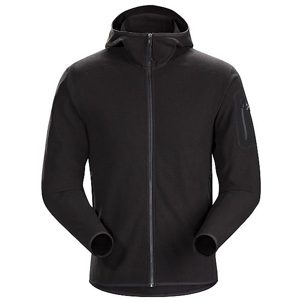 Arc'teryx Delta LT Hoody Mens Jacket, Black, 600