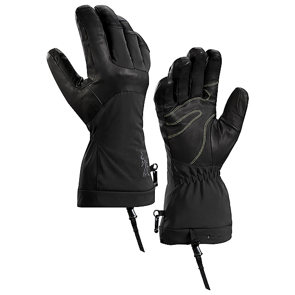 Arc'teryx Fission SV Gloves, Black-Infrared, 600