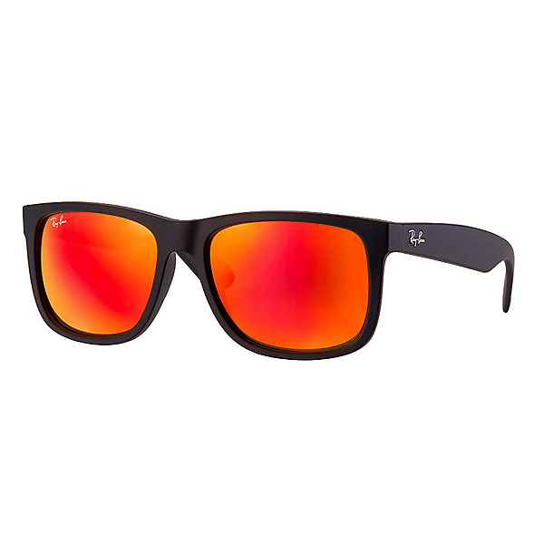 Ray-Ban Justin Color Mix Sunglasses, Red Mirror, 600