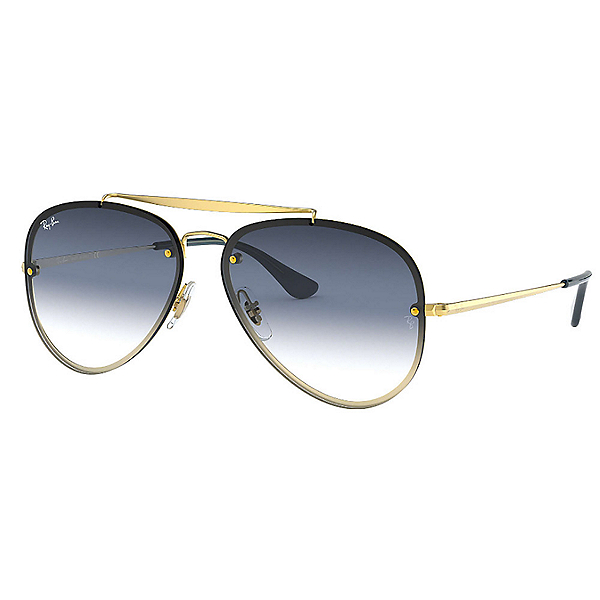 Ray-Ban Blaze Aviator Sunglasses, , 600
