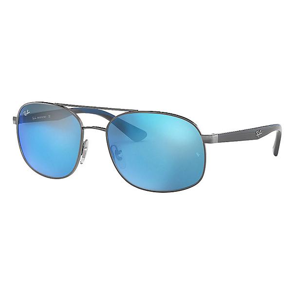 Ray-Ban 3593 Sunglasses, Blue Mirror, 600