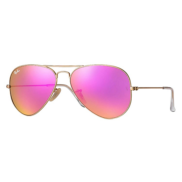 Ray-Ban Aviator Flash Sunglasses, , 600