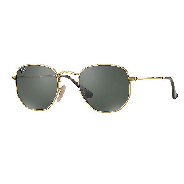 Ray-Ban Hexagonal Flat Sunglasses, , 600