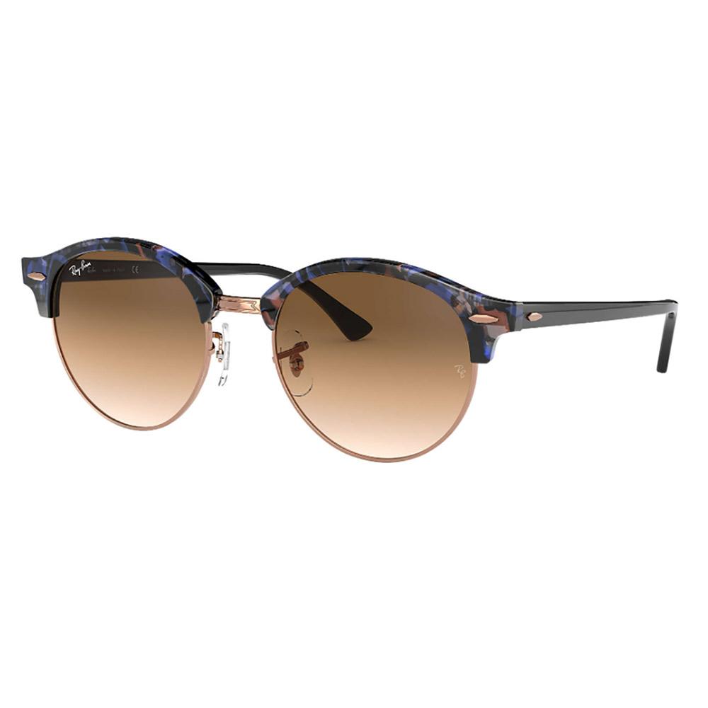 Ray-Ban Clubround Fleck Womens Sunglasses