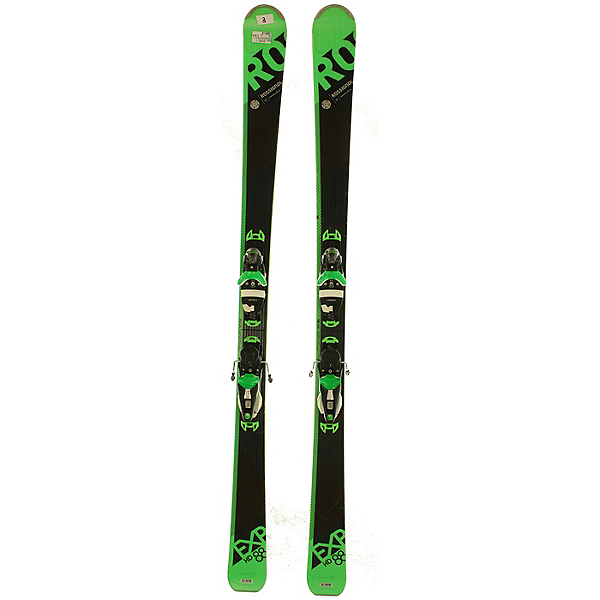 Used 2018 Rosignol Experience 88 HD skis with Konnect NX12 Bindings (A Condition), , 600
