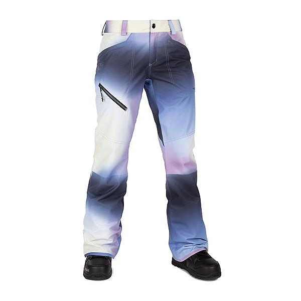 Volcom Hallen Womens Snowboard Pants 2020, White, 600